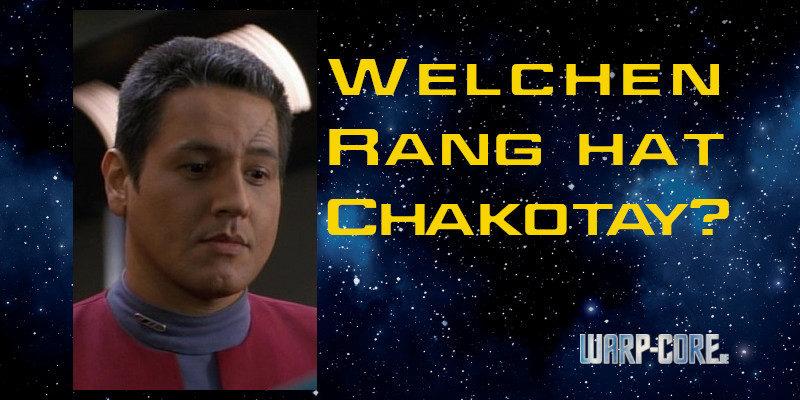 Rang Chakotay