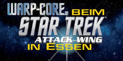 Große Schlachten im Kleinformat: Star Trek Attack Wing Essen
