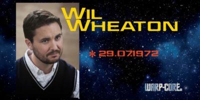 Spotlight: Wil Wheaton