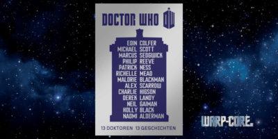 [Buch] Doctor Who – 13 Doktoren, 13 Geschichten