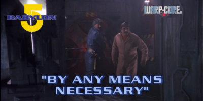 [Babylon 5 012] Mit allen Mitteln