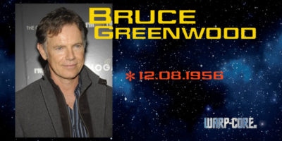Spotlight: Bruce Greenwood