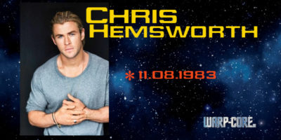 Spotlight: Chris Hemsworth