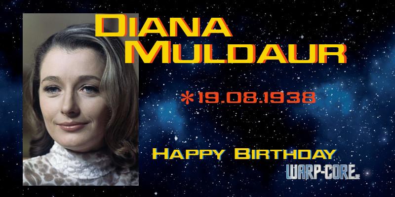 Spotlight: Diana Muldaur
