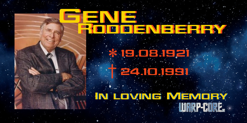 Spotlight: Gene Roddenberry