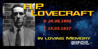 Spotlight: H. P. Lovecraft