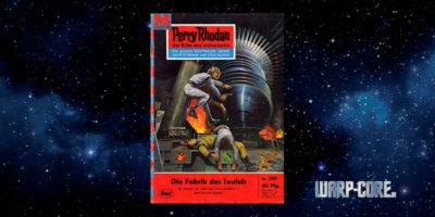[Perry Rhodan 261] Die Fabrik des Teufels