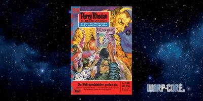 [Perry Rhodan 280] Die Weltraumdetektive greifen ein