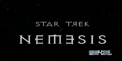 [Movie] Star Trek: Nemesis