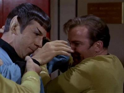 Spock außer Kontrolle