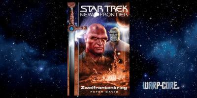 [Star Trek: New Frontier 002] Zweifrontenkrieg