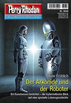 Der Arkonide und der Roboter