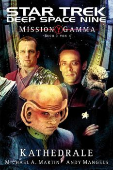 Star Trek Deep Space Nine 7 Mission Gamma 3 Kathedrale