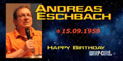Spotlight: Andreas Eschbach