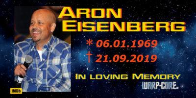 Spotlight: Aron Eisenberg