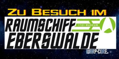 Raumschiff Eberswalde – Das kleinste Star-Trek-Museum der Welt