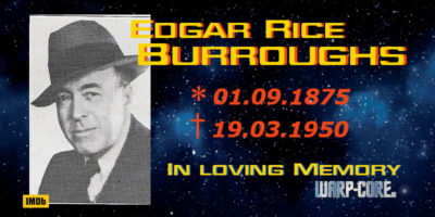 Spotlight: Edgar Rice Burroughs