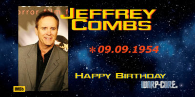 Spotlight: Jeffrey Combs