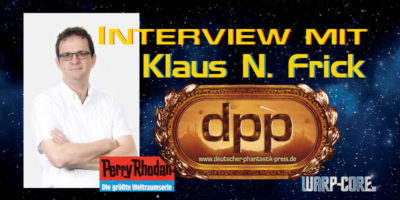 [DPP 2019] Interview mit Klaus N. Frick