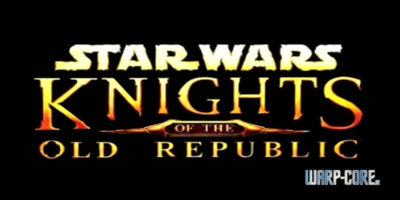 [Game] Star Wars – Knights of the Old Republic I