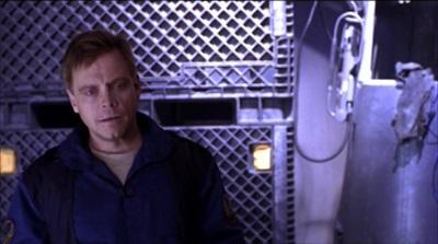 Mark Hamill als Christopher Blair in Wing Commander IV