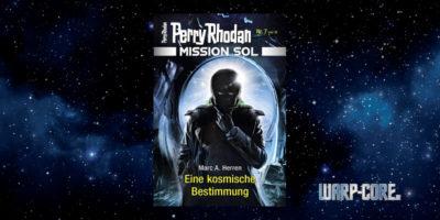 [Perry Rhodan Mission SOL 7] Eine kosmische Bestimmung