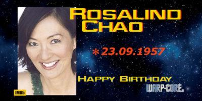 Spotlight: Rosalind Chao