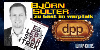 [DPP 2019] Björn Sülter im warpTALK – die Zusammenfassung