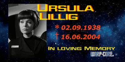 Spotlight: Ursula Lillig