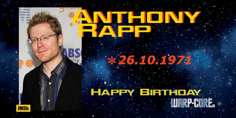Spotlight: Anthony Rapp