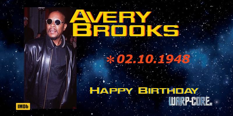 Avery Brooks
