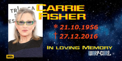 Spotlight: Carrie Fisher