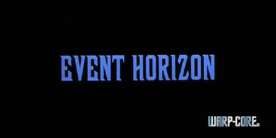 [Movie] Event Horizon – Am Rande des Universums (1997)