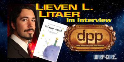 [DPP 2019] Interview mit Lieven L. Litaer, dem Klingonischlehrer