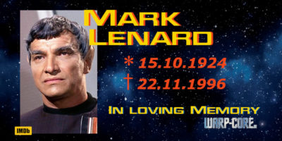 Spotlight: Mark Lenard