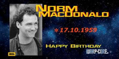 Spotlight: Norm MacDonald