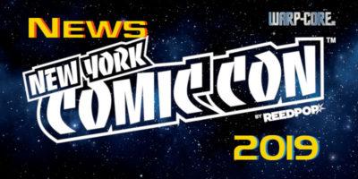 Star Trek News von der New York Comic Con 2019