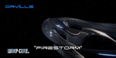 [The Orville 010] Feuersturm