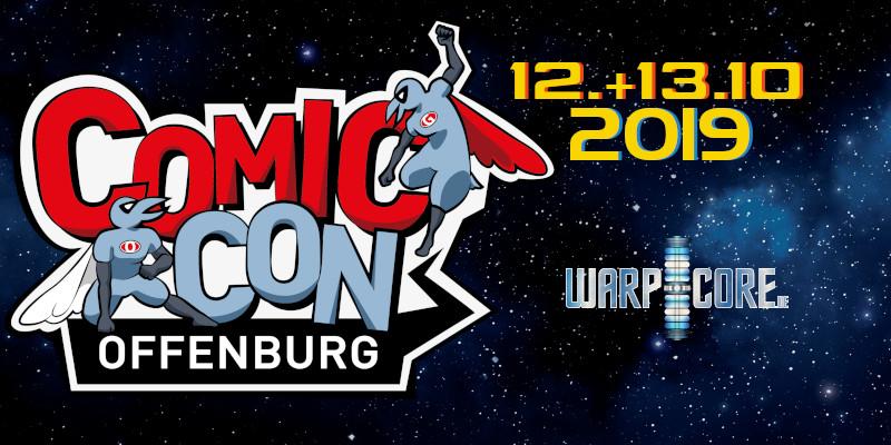 Comic Con Offenburg 2019
