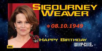 Spotlight: Sigourney Weaver