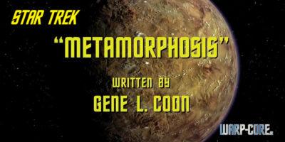 [TOS 038] Metamorphose