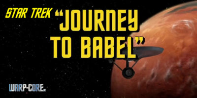 [TOS 039] Reise nach Babel