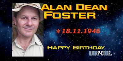 Spotlight: Alan Dean Foster