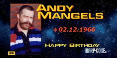 Spotlight: Andy Mangels