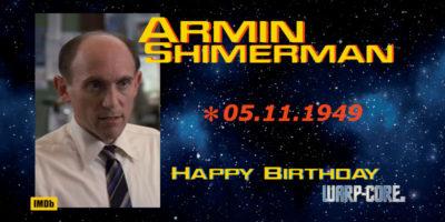 Spotlight: Armin Shimerman