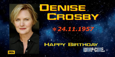 Spotlight: Denise Crosby