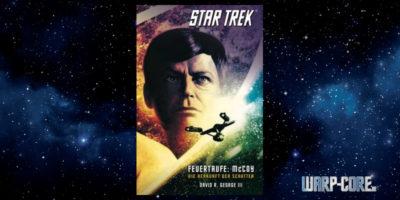[Star Trek – The Original Series 01] Feuertaufe: McCoy – Die Herkunft der Schatten