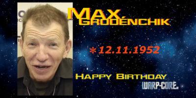 Spotlight: Max Grodénchik