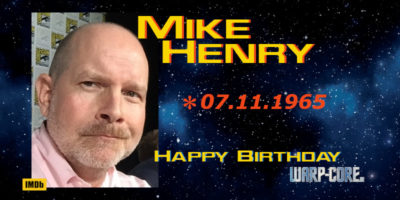 Spotlight: Mike Henry