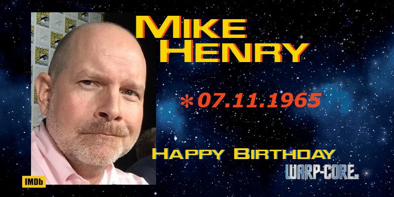 Spotlight: Mike Henry